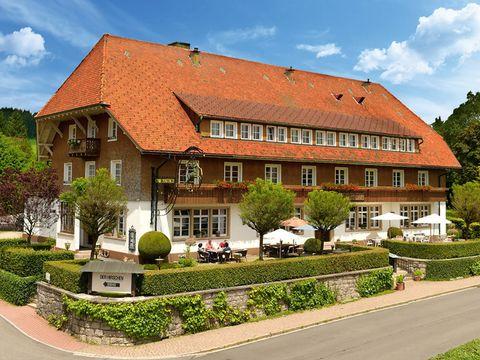 Schwarzwald - Hotel Der Hirschen - 3 Tage für 2 Personen inkl. Frühstück