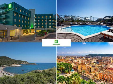 Sardinien - 4*Hotel Holiday Inn Cagliari - 6 Tage für Zwei inkl. Halbpension