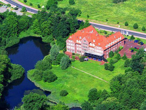 Meckl. Seenplatte - Hotel The Royal Inn - 6 Tage für Zwei inkl. Halbpension