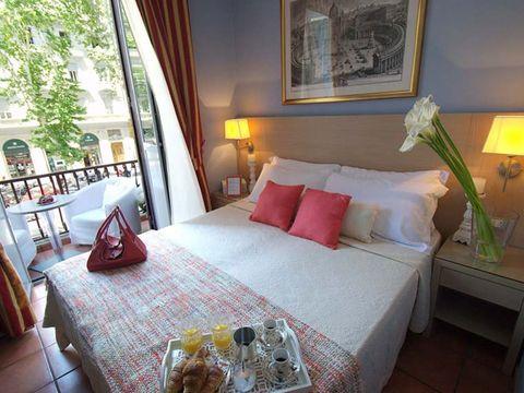 Rom - Hotel 207 Inn - 6 Tage für Zwei inkl. Frühstück