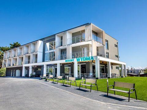 Ostsee - Wydma Resort & Spa - 4 Tage für 2 Personen inkl. Halbpension
