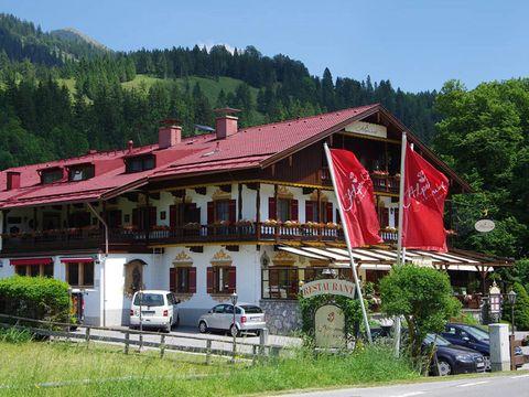Oberbayern - 4*Hotel Der Alpenhof - 4 Tage für 2 Personen inkl. Frühstück