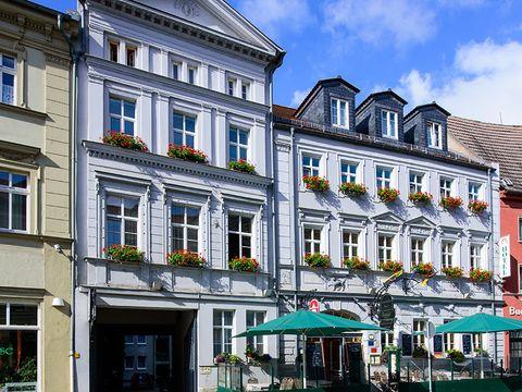 Saale - 3*S Askania Hotel Bernburg - 6 Tage für Zwei inkl. Halbpension