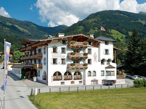 Kitzbüheler Alpen - 3*Hotel Wiesenegg - 4 Tage inkl. Halbpension
