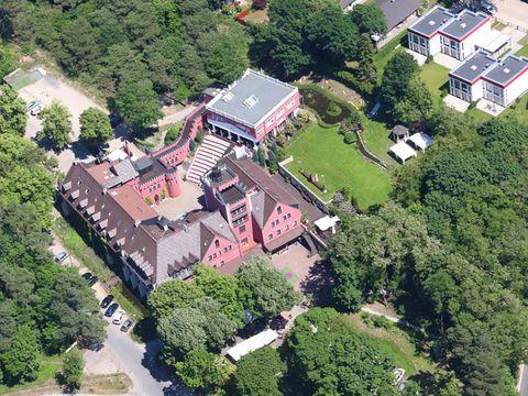 Brandenburg - 4*The Lakeside Burghotel - 4 Tage für 2 Personen inkl. Halbpension