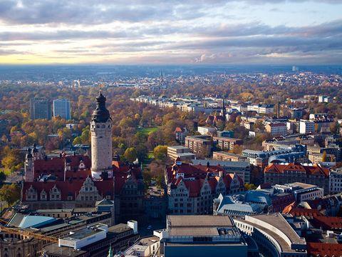 Leipzig - City Park Apartments - 4 Tage für 2 Personen