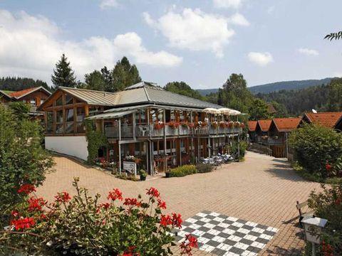 Bayerischer Wald - Hotel Bayerischer Wald - 8 Tage für Zwei inkl. Halbpension