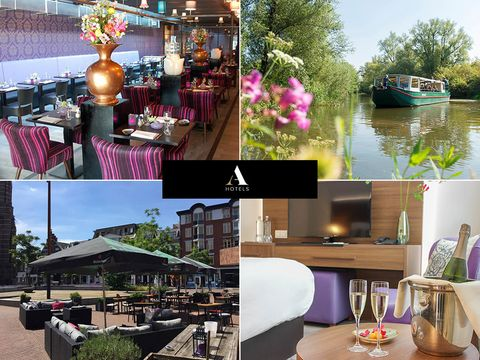Noord-Brabant - 4*A-Hotel Oosterhout  - 6 Tage für Zwei inkl. Frühstück