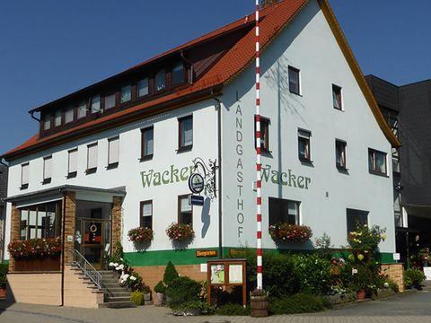 Oberfranken - Landgasthof Wacker - 4 Tage für 2 Personen inkl. Frühstück