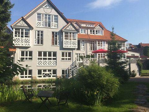 Weserbergland - 4*Hotel Menzhausen - 6 Tage für 2 Personen inkl. Halbpension