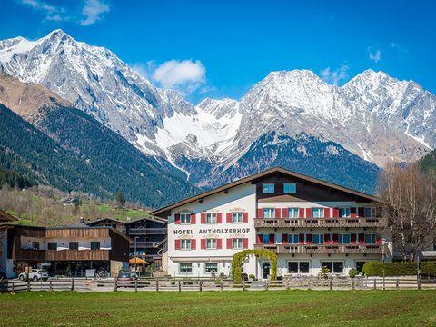 Südtirol - 3*Hotel Antholzerhof - 15 Tage für 2 Personen inkl. Halbpension