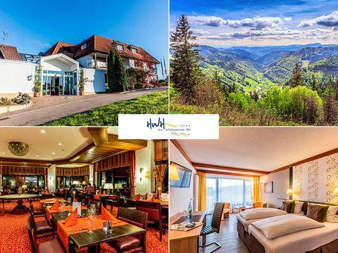 Schwarzwald - 4*Hotel Windenreuter Hof - 6 Tage für Zwei inkl. Frühstück