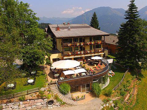 Brandnertal - 4*Naturhotel Taleu - 8 Tage für 2 Personen inkl. 3/4-Pension
