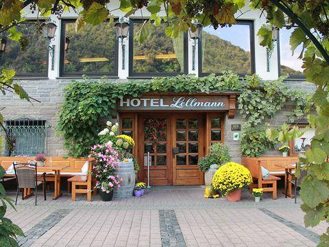 Mosel - 3*S Hotel Lellmann - 4 Tage für 2 Personen inkl. Halbpension