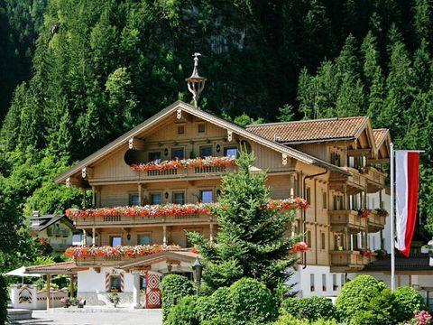 Zillertal - 4*Gutshof Zillertal - 6 Tage für 2 Personen inkl. 3/4-Pension