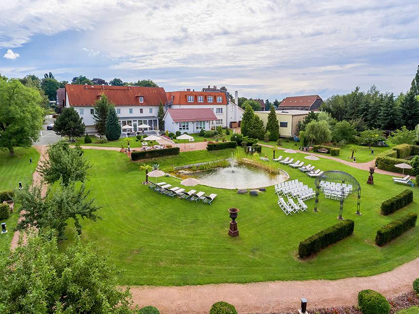 Erzgebirge - 4*Romantik Hotel Schwanefeld - 6 Tage für Zwei mit Halbpension