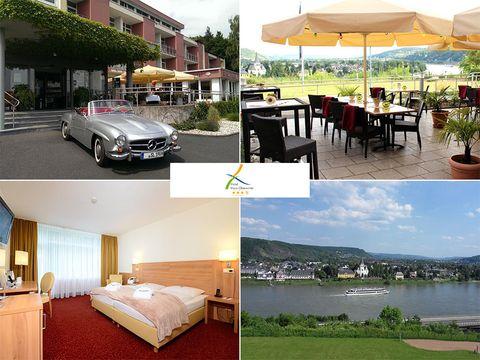Rheinland - 3*S Ringhotel Haus Oberwinter - 4 Tage für Zwei inkl. Halbpension