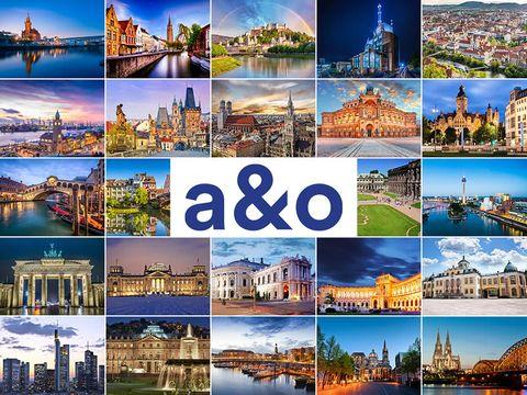 Europa - 35 a&o Hotels - 4 Tage für 2 Personen