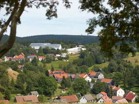 Thüringer Wald - 3*Hotel Heubacher Höhe - 4 Tage für Zwei inkl. Halbpension