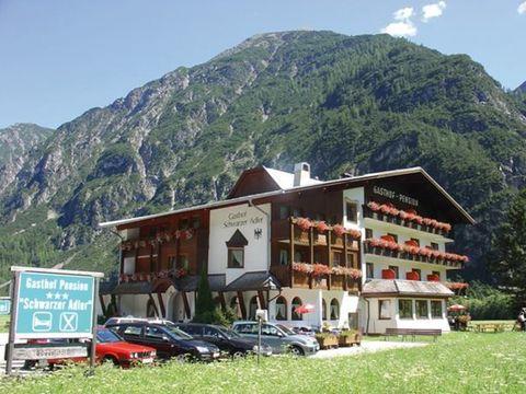 Lechtaler Alpen - 3*Gasthof Schwarzer Adler - 8 Tage für Zwei inkl. 3/4-Pension