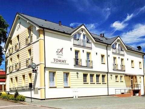 Riesengebirge - 3*S Hotel Tommy - 6 Tage für 2 Personen inkl. Halbpension