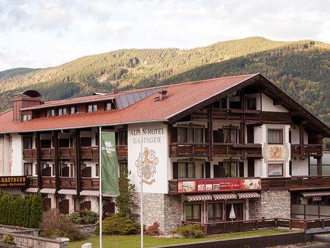 Chiemgau - Reikartz Hotel Gastager - 8 Tage für Zwei inkl. Frühstück