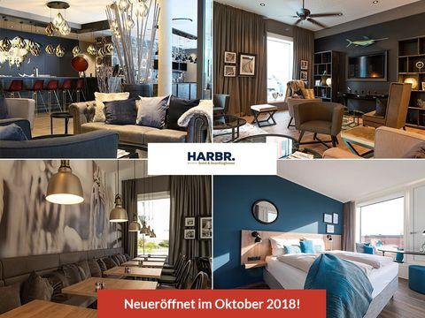 Bodensee - HARBR. hotel Konstanz - 6 Tage für 2 Personen inkl. Frühstück