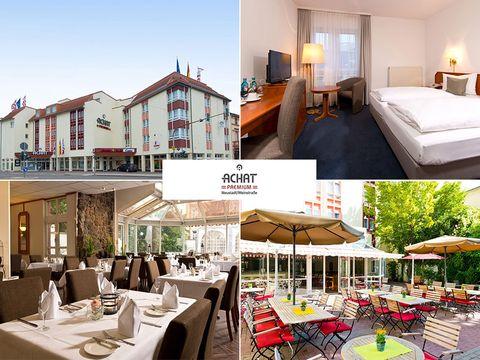 Pfälzer Wald - Achat Premium Neustadt - 3 Tage für 2 Personen inkl. Frühstück