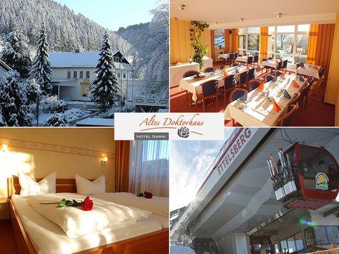 Sauerland - Hotel Altes Doktorhaus - 6 Tage für 2 Personen inkl. Frühstück