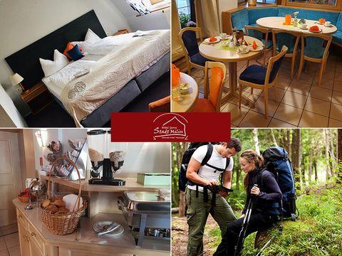 Vogtland - Hotel Stadt Milin - 4 Tage für Zwei inkl. Frühstück