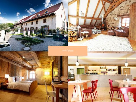 Schwarzwald - Hotel Rainhof Scheune - 3 Tage für Zwei ohne Frühstück