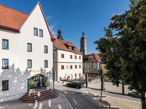 Thüringer Wald - Hotel Am Markt - 3 Tage für Zwei inkl. Frühstück