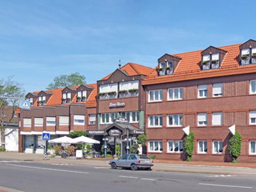 Bremen - 3*Hotel Thomsen - 4 Tage für 2 Personen inkl. Frühstück