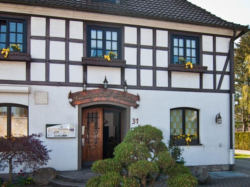 Sauerland - 4*Landhotel Hütter - 3 Tage für Zwei inkl. Halbpension