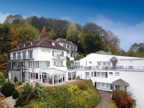Kassel - 3*Waldhotel Soodener Hof - 3 Tage für 2 Personen inkl. Frühstück