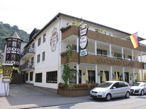 Rhein - 3*Hotel Krone - 4 Tage für 2 Personen inkl. Frühstück