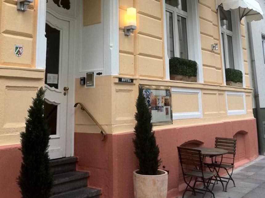 Köln - Downtown Hotel Buchholz - 5 Tage für 2 Personen inkl. Frühstück