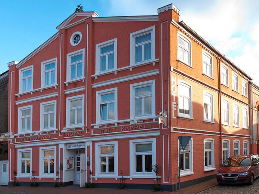 Ostsee - 4*Hotel Stadt Kappeln - 6 Tage für 2 Personen inkl. Frühstück