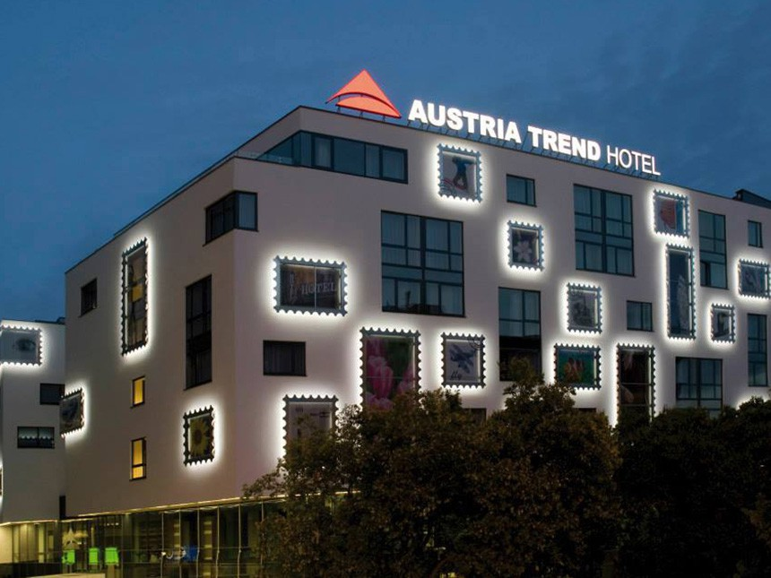 Bratislava - 4*Hotel Bratislava - 3 Tage für 2 Personen inkl. Frühstück