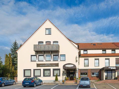 Odenwald - 3*Landgasthaus Sockenbacher Hof - 4 Tage zu zweit inkl. Halbpension
