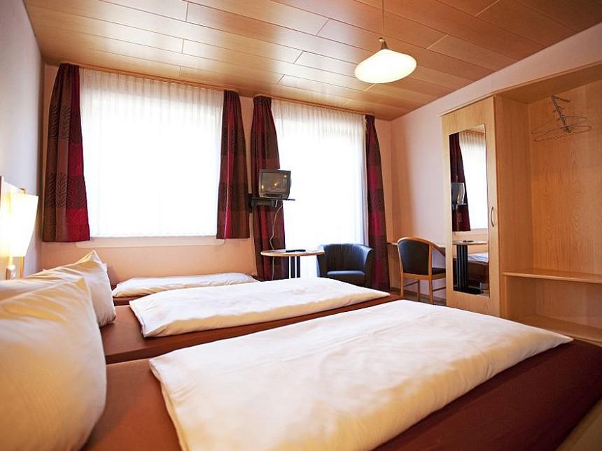 Lindau/Bodensee - 3*Hotel Seerose - 6 Tage für 2 Personen inkl. Frühstück