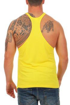 Herren Stringer Bodybuilding Vest – Bild 18