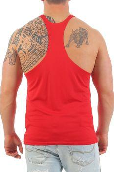 Herren Stringer Bodybuilding Vest – Bild 6