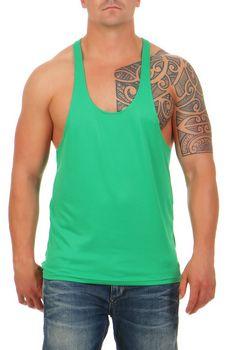 Herren Stringer Bodybuilding Vest – Bild 13