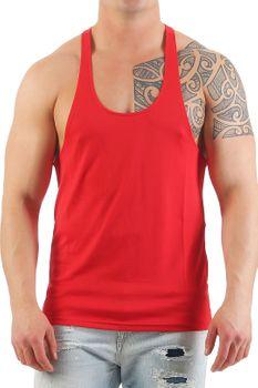 Herren Stringer Bodybuilding Vest – Bild 4