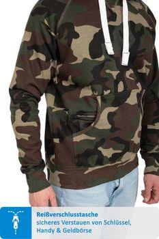 Herren Pullover Camouflage Atlanta – Bild 3
