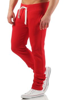 Herren Jogginghose Slim-Fit Seattle – Bild 25