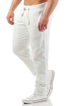 Herren Jogginghose Slim-Fit Seattle – Bild 10