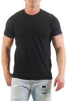 Herren T-Shirt Sunset – Bild 5