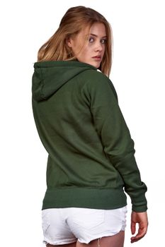 Damen Sweatjacke mit Kapuze Dallas – Bild 21